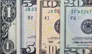 many dollars the United States as a dollar; currency; american; finance; money; bill; wealth; usa; bank; business; paper; cash; savings; investment; banking; success; hundred; loan; financial; debt; sign; note; banknote; 100; pay; white; symbol; salary; u